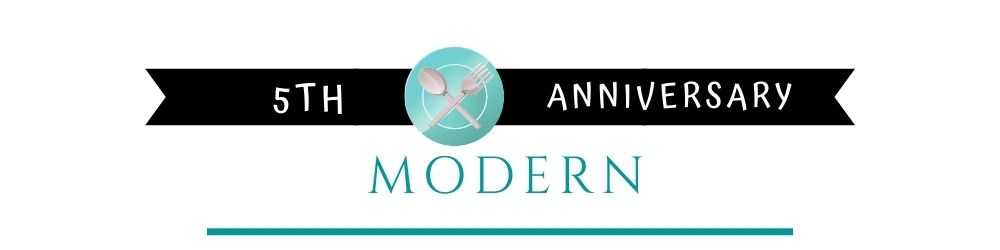 Banner Image of 5th Anniversary Modern Gift Ideas