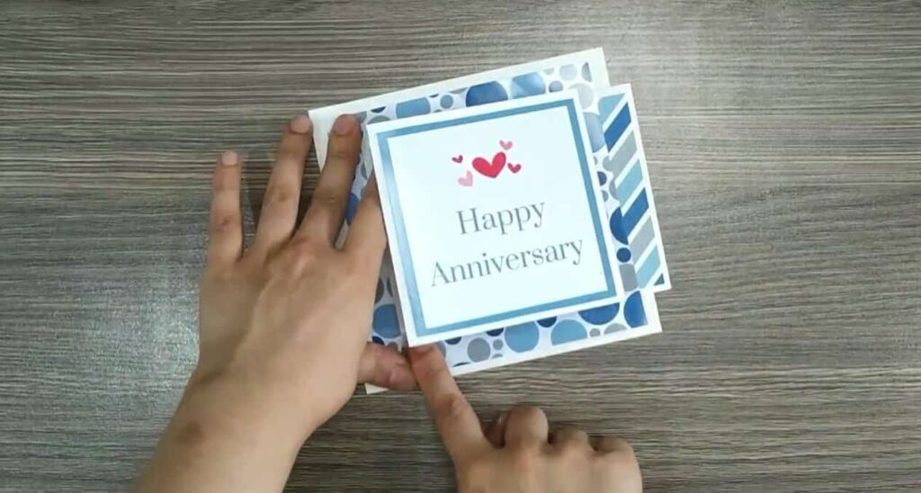 Assembling the Card: Image of Step 2